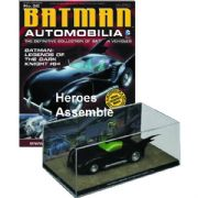 DC Batman Automobilia Collection #32 Legends Of The Dark Knight #64 Batmobile Eaglemoss